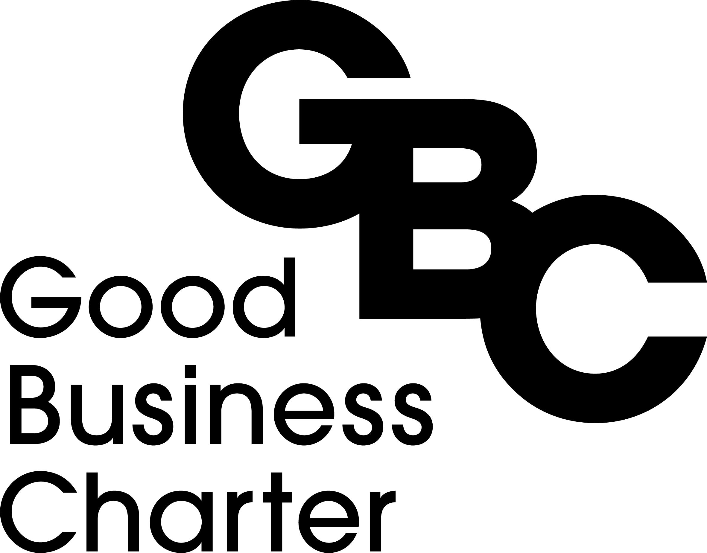Good Business Charter Logo